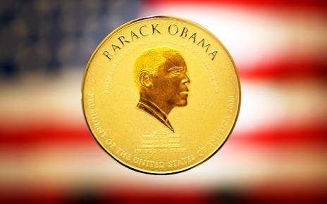 Obama Trillion Dollar Coin?