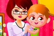 Bebek Bakım Hastanesi Oyunu