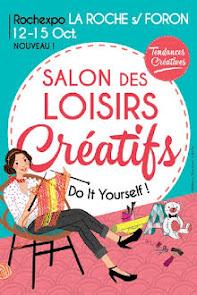 Tendances créatives du 12 au 15 octobre à La Roche sur Foron 74