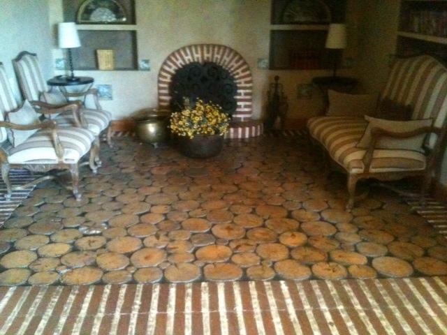 decoración e interiorismo en el hotel La Salve de Torrijos
