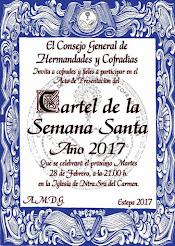 CARTEL DE SEMANA SANTA 2017