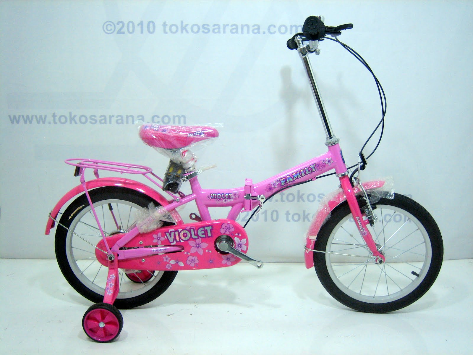 tokomagenta: A Showcase of Products: Sepeda Lipat Anak