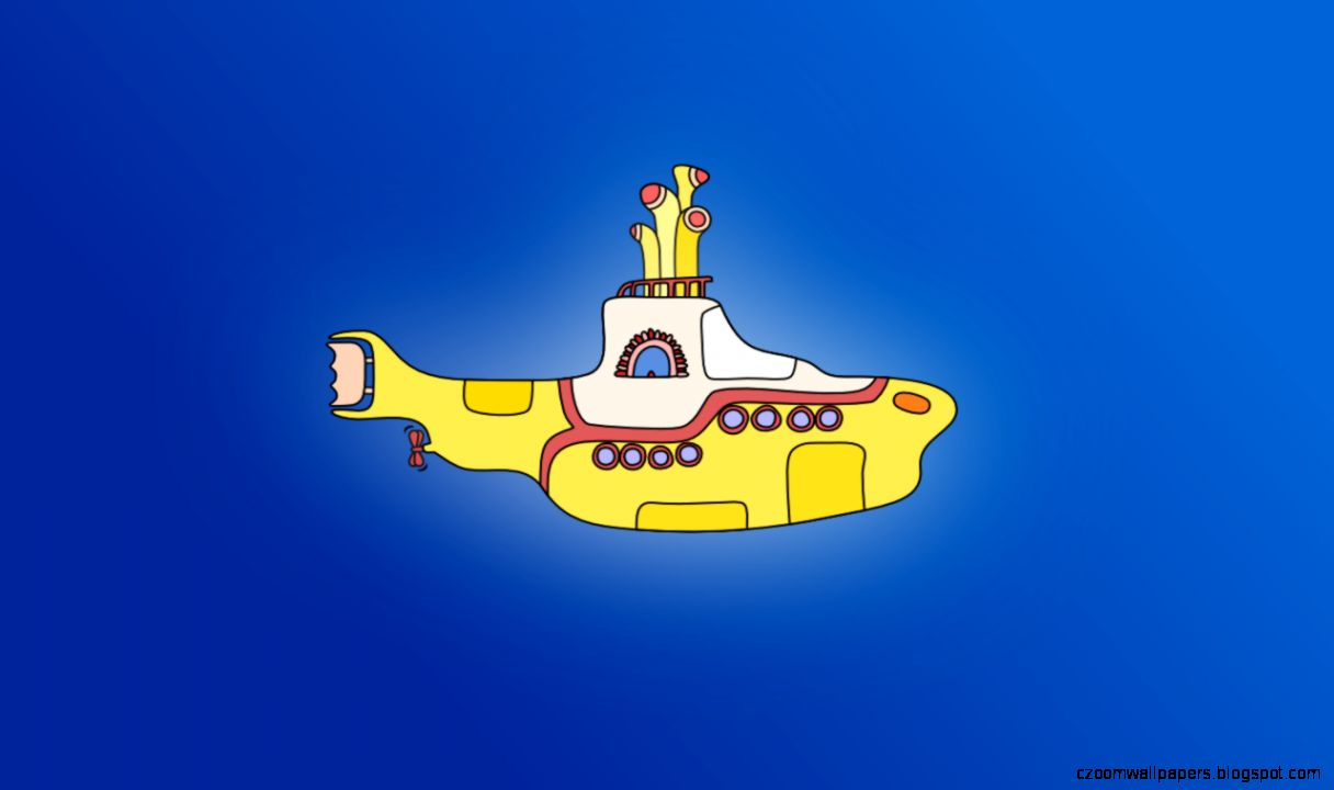 Yellow Submarine Iphone Wallpaper Zoom Wallpapers