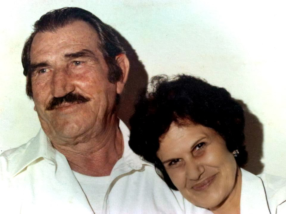 Andrea Incandela - Elena Ingrassia - genitori