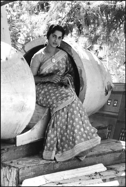 Indian Saree Wahida Rehman