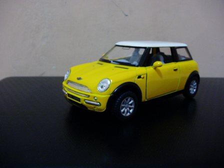 replika miniatur mobil mini cooper diecast skala 1 28 harga rp 35 000