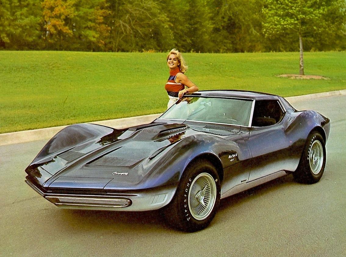 Chevrolet Corvette Mako Shark Ii Xp