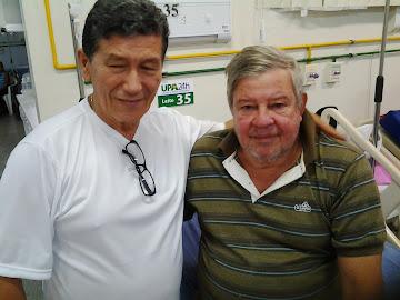 Evangelização na UPA-Rio Branco-AC