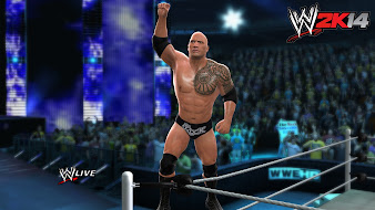 #3 WWE 2K14 Wallpaper