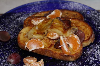 guilty taste & create: drunk french toast