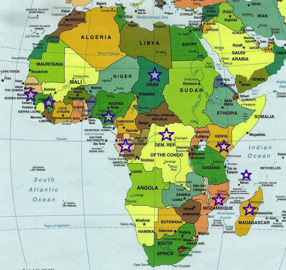 Africa right now: Biometrics in Africa - followed by an interview: the uses of biometrics in Semlex