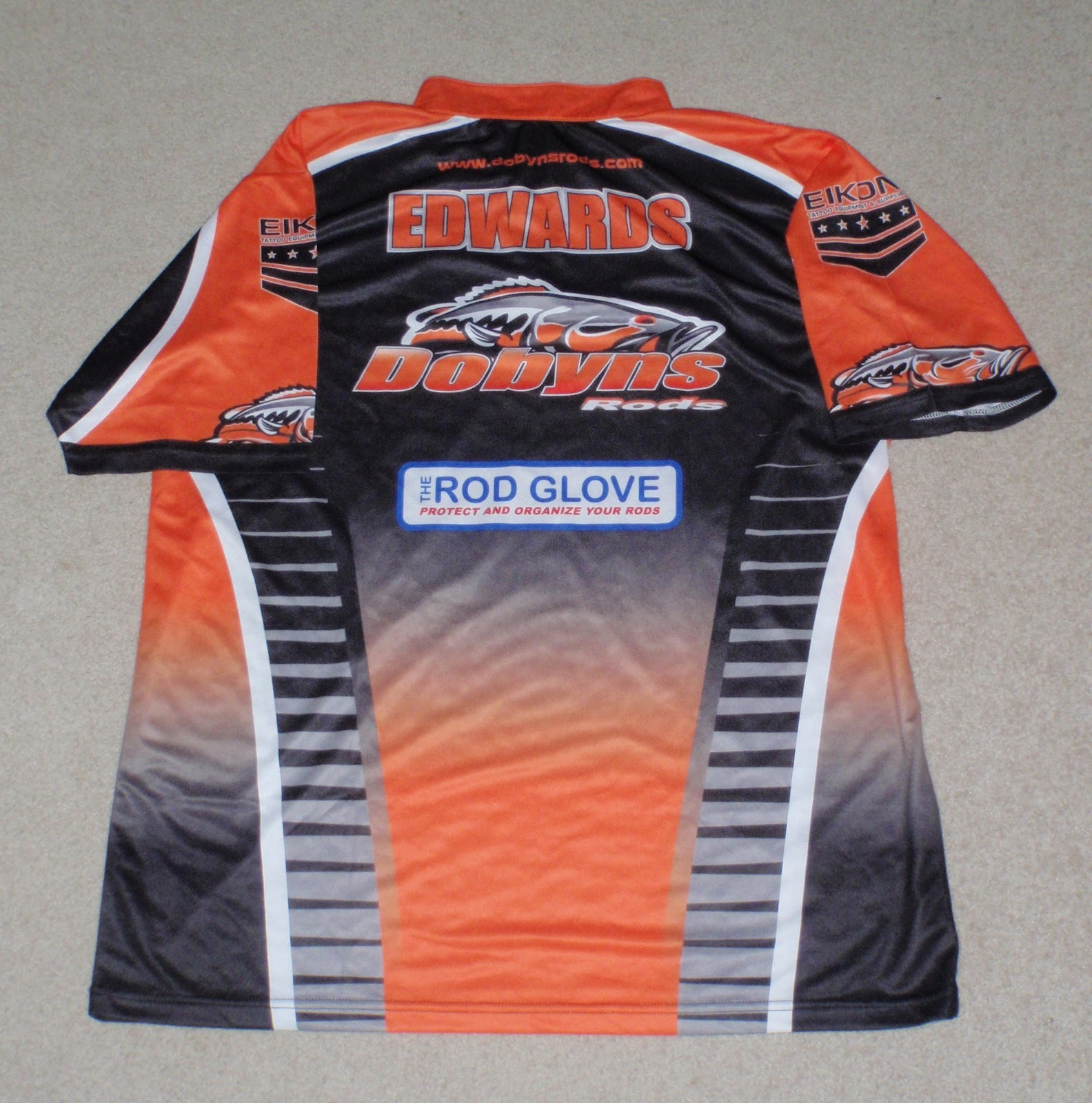 Bass junkies fishing addiction christmas comes early for Rayjus fishing jerseys