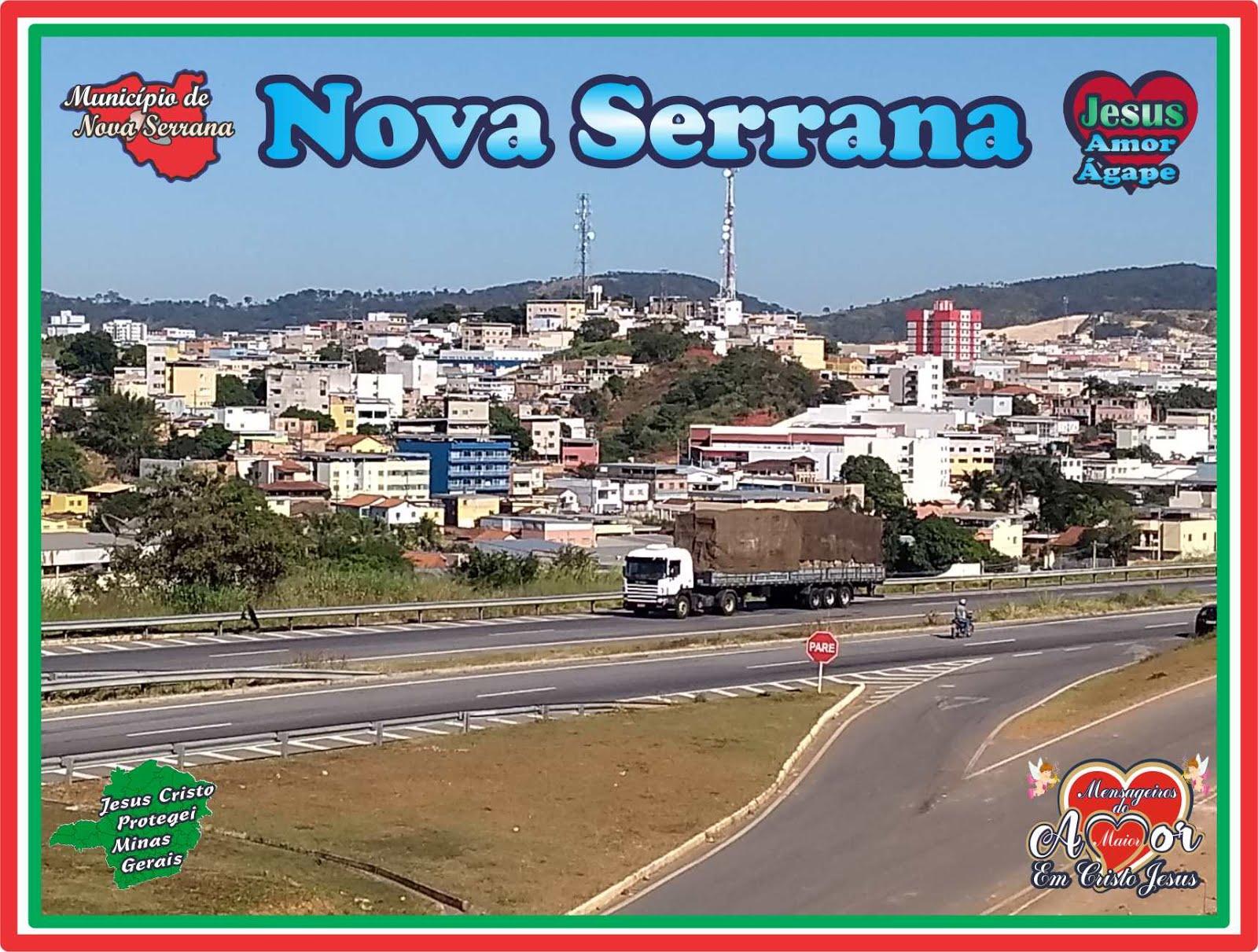 Nova Serrana Se Renova à Cada Dia!!!