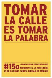 Toma la calle PROTESTA !!!