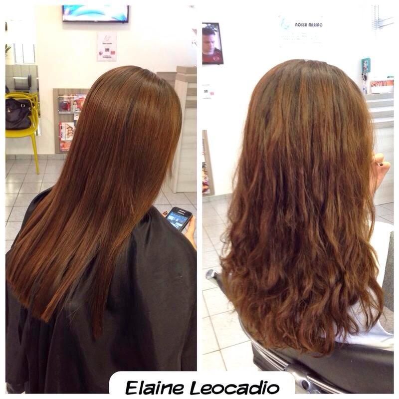 Salão de Beleza - Curl Hair