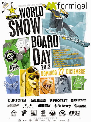 World Snowboard Day 2013 formigal