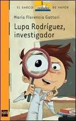 Lupa Rodríguez, investigador - SM 2013