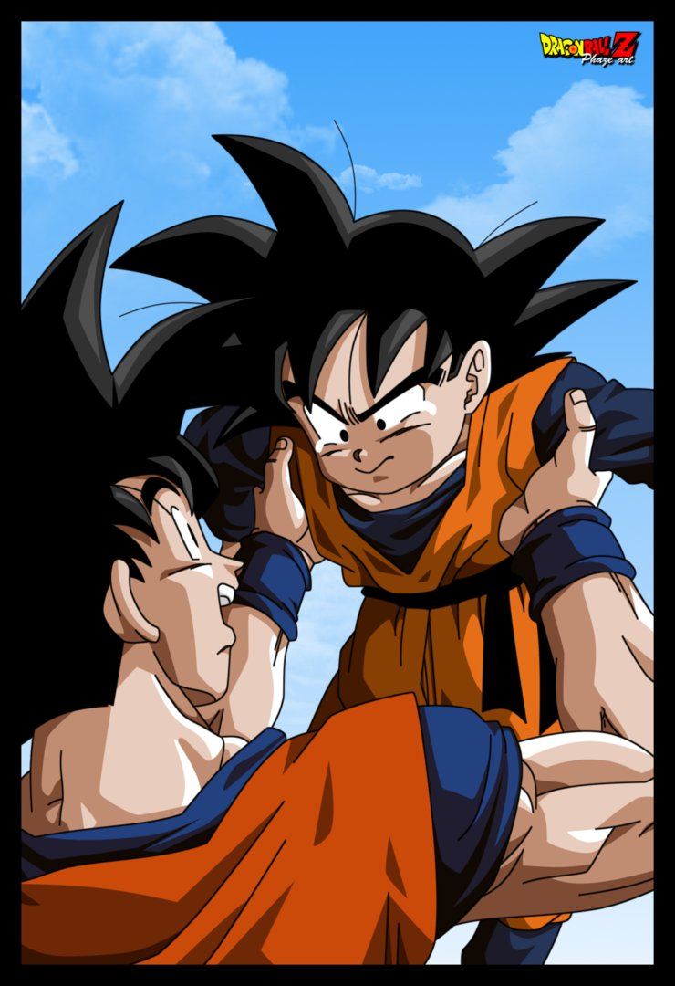 Dragon ball z wallpapers normal goten - Dragon bale z ...