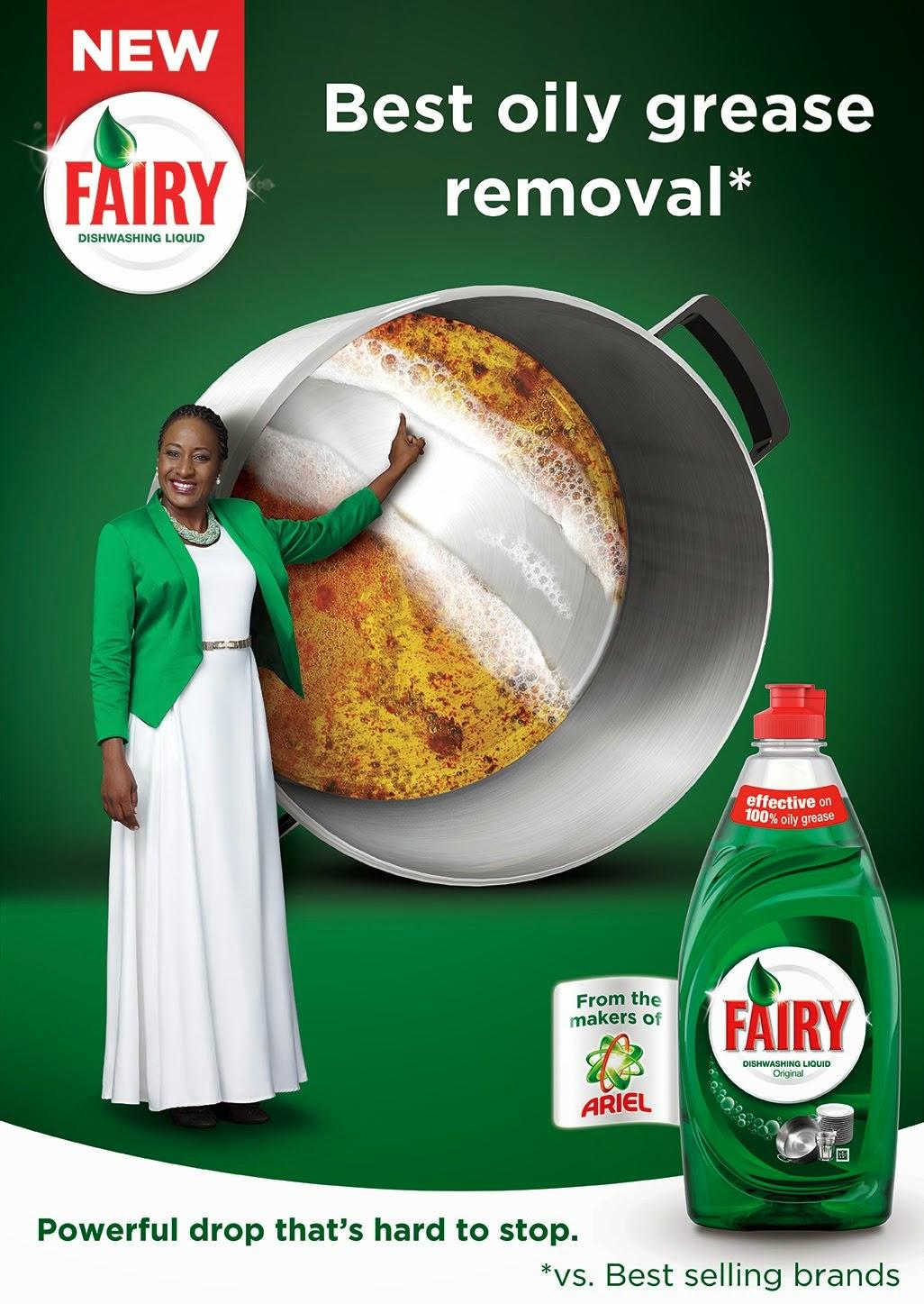 FAIRY IN NIGERIA!