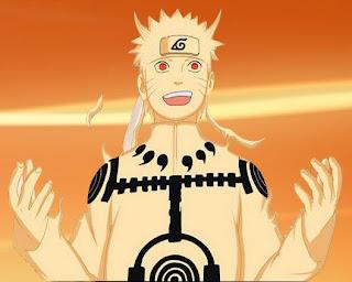 Naruto Shippuden and The Kyubii Mode