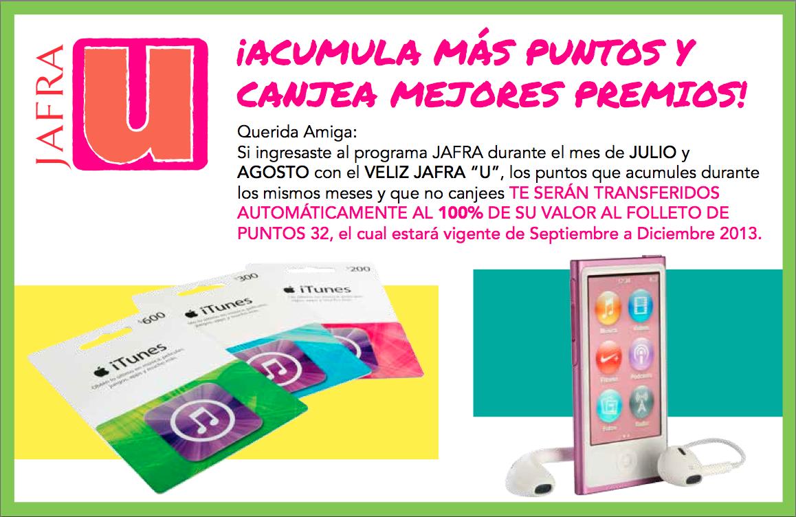Jafra m xico folleto oportunidades eres una chica jafra for Catalogo puntos bp