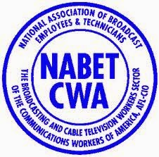 NABET-CWA Logo