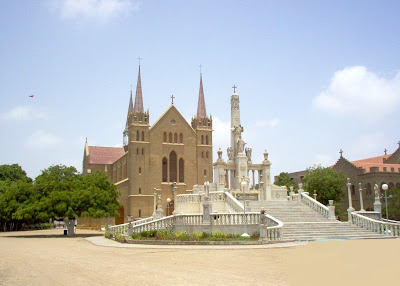 (Pakistan) – Karachi – St. Patricks Cathedral