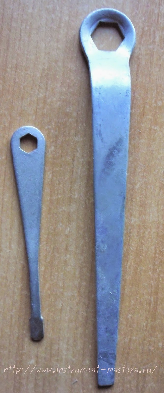Отвертка-ключ