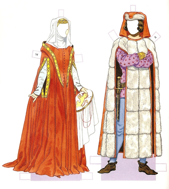 History of egyptian fashion 4
