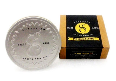 Premium Blends Hair Pomade 4oz - Suavecito Pomade