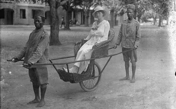 Fotografías antiguas de África