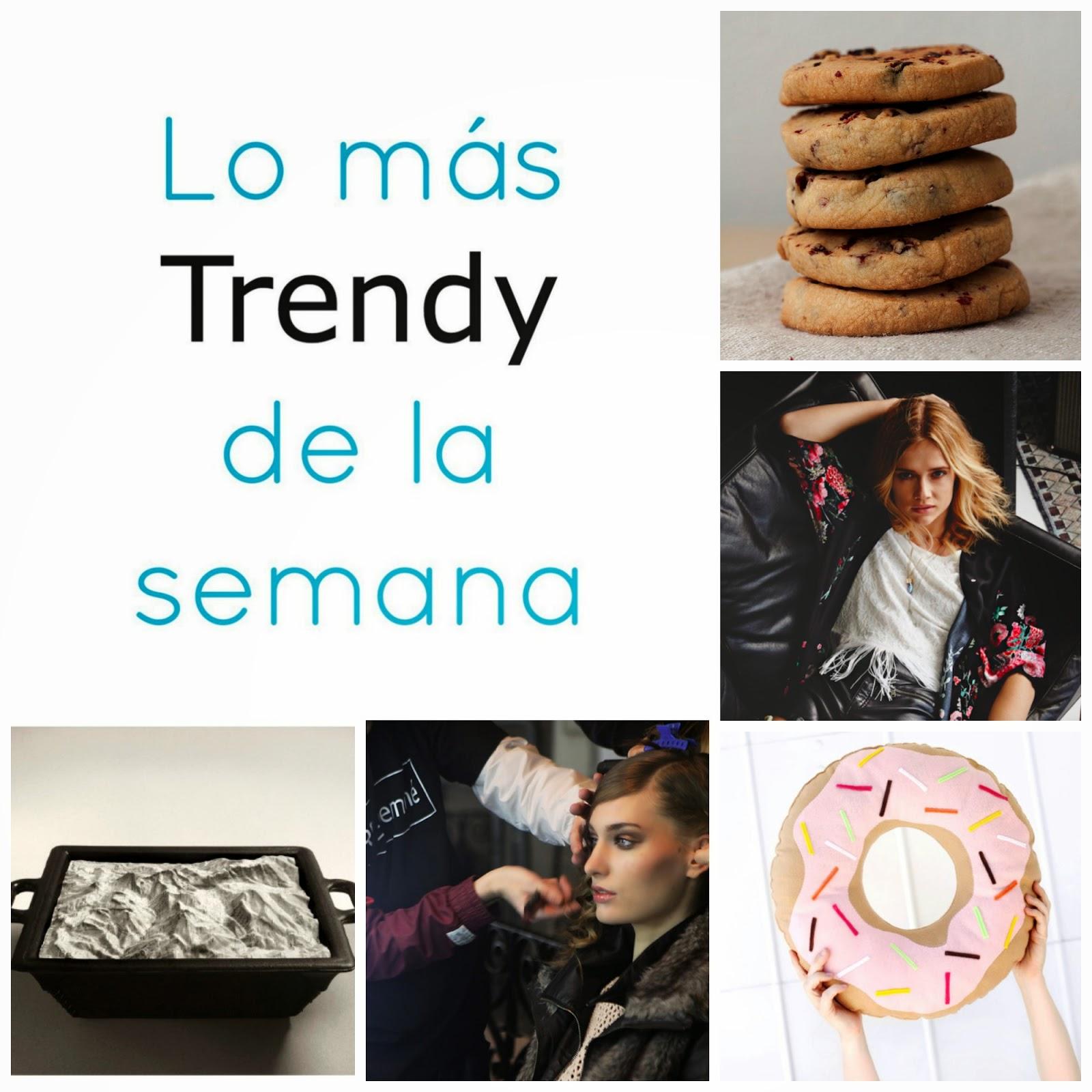 Lo más trendy de la semana recomendaciones planes Madrid fin de semana tendencia moda dyi ideas