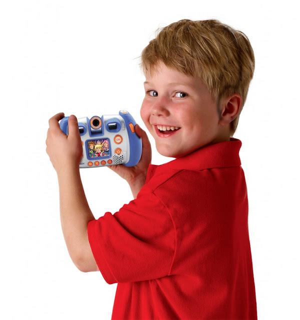 aparat dla dzieci vtech kidizoom twist niebieski