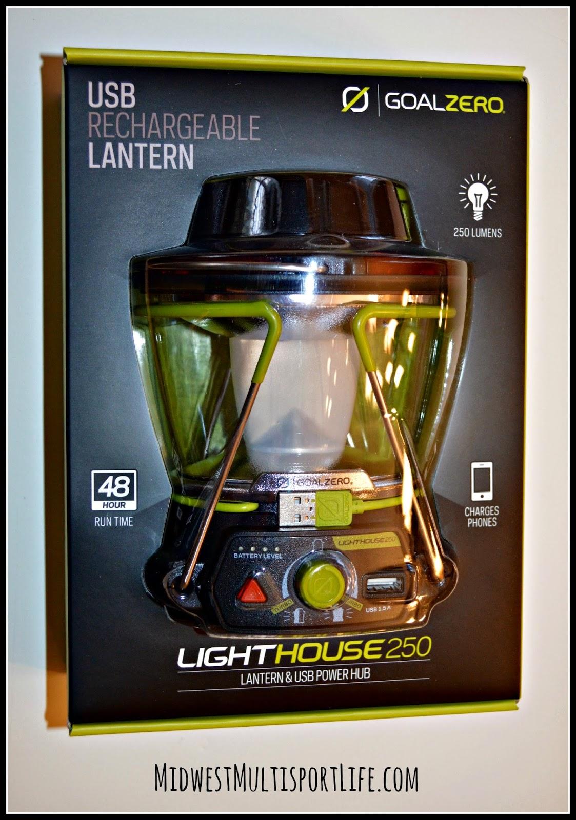GoalZero USB Rechargeable Lantern