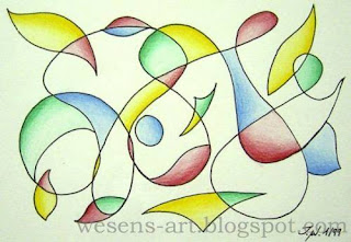 drawings: bunt 2    wesens-art.blogspot.com