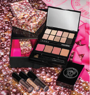 Holiday happiness with Bobbi Brown