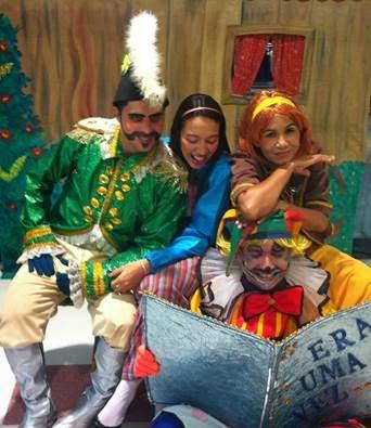 Bangu Shopping comemora o Dia do Livro Infantil com a peça 'O livro mágico'