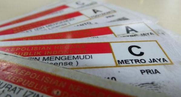 Tarif Biaya Resmi Membuat Perpanjangan SIM