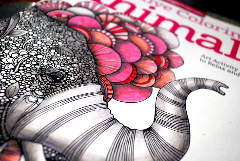 Coloring Book For Adult July 2015