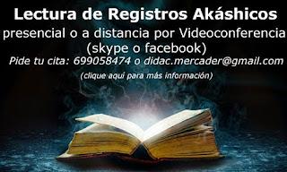 Lectura Individual de Registros Akáshicos