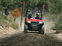2012 Polaris Ranger RZR 800 ATV pictures 3