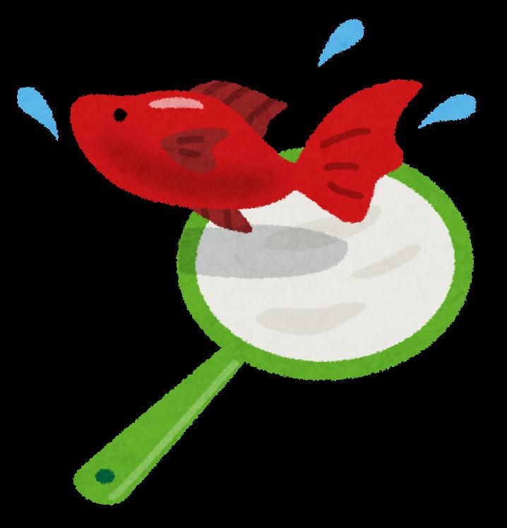 金魚すくいのポイの上で、金魚 ... : 年賀状 2015 無料 テンプレート : 年賀状