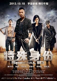Ver online: Special ID (特殊身份 / Te Shu Shen Fen) 2013