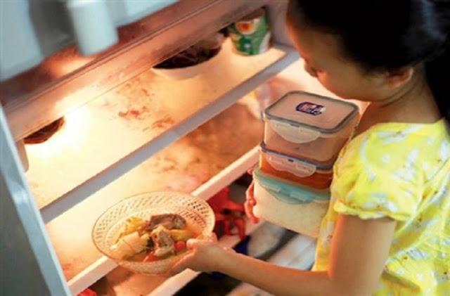 Để thức ăn trong tủ lạnh bao lâu thì vứt bỏ?