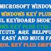 Windows-10 important shortcuts and windows 10 shortcut key combinations