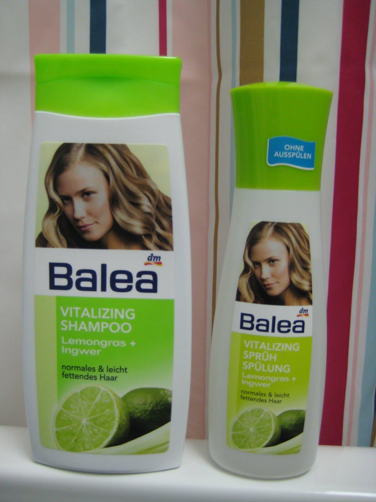 mein leben ich balea shampoo ohne silikone. Black Bedroom Furniture Sets. Home Design Ideas