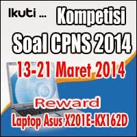 Tryout CPNS Berbasis Online
