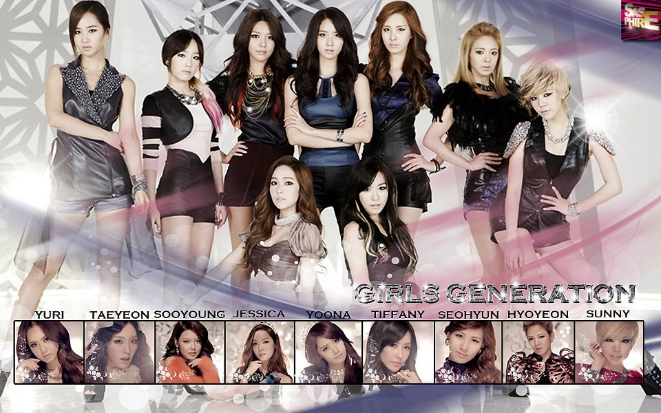 Girl Generation *Super Nine*