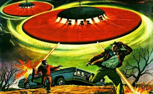 Amazoncom: ufo posters