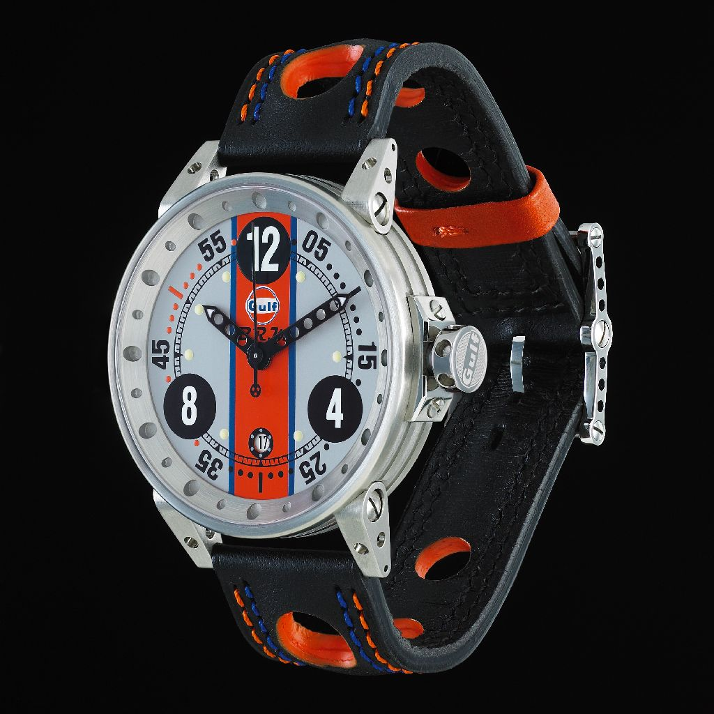 watch watches lightweight a youtube inspired fastback racing gorilla auto